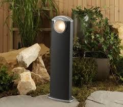 techmar solaris aluminium bollard outdoor light
