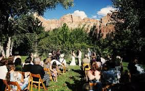 cliffrose lodge gardens. Zion National Park Weddings Picture Of Cliffrose Lodge Gardens F