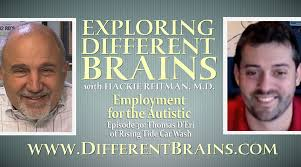 autistic employment employment for the autistic with thomas deri of rising tide car