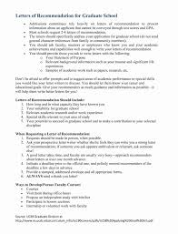 Recommendation Letter For Grad School Recommendation Letter For Masters Program Beautiful 7