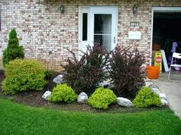 simple landscaping ideas. Simple Landscaping Front Of House Landscape Ideas For 6 Basic I