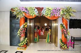 Flower Decoration Design Welcome To Sehnai Entertainment Flower Decoration Stage Set Design 53