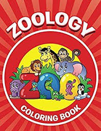 zoology coloring book coloring books for kids art book series by sdy