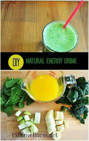 diy natural energy drink