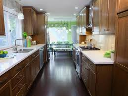Kitchen Designs Galley Style Extraordinary Galley Kitchen New Design Ideas Kitchen Remodeler