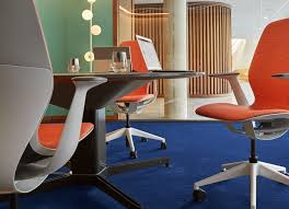 Office chair ideas Modern Sit Back And Smile New Polymer Might Revolutionize The Office Chair Nomaco Sit Back And Smile New Polymer Might Revolutionize Office Chairs