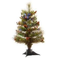 Decorating Fiber Optic Christmas Tree By Meiji Electric Small Fiber Optic Christmas Tree Target