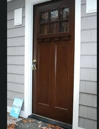 craftsman fiberglass entry door home