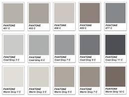 33 Correct Silver Pantone Colour Chart