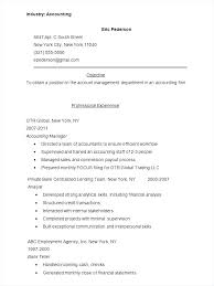 Financial Accounting Manager Sample Resume Beauteous Sample Resume For Accountant Resume For Accountant Assistant Sample