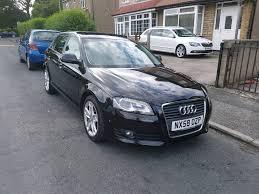 Audi A3 2.0 TDI Sport, FSH, **7.5k SPEC** Not Black Edition | in ...