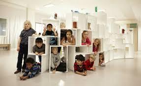 Interior Design School Sweden Vittra Telefonplan Rosan Bosch Studio