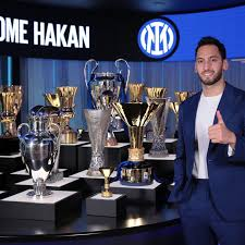 Inter Milan Announce Signing of Hakan Calhanoglu - Serpents of Madonnina