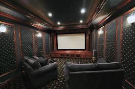 Home Theatres Designs Impressive Inspiration
