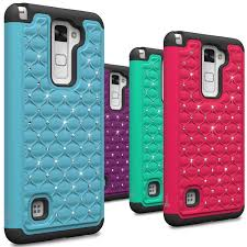lg stylo 2 cases. lg stylus 2/ g stylo 2 v bling case aurora series | coveron cases lg