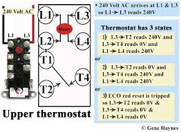 wiring diagram 220 volt thermostat the wiring diagram how to wire water heater thermostat wiring diagram