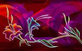 49+] Neon Art Wallpaper on WallpaperSafari