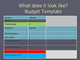 Budgeting Powerpoint Magdalene Project Org