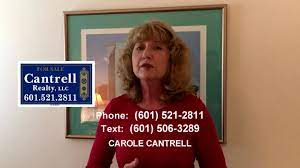 For buying or selling, call Carole... - Cantrell Realty LLC