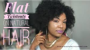 Natural Hair Hairstyles 81 Inspiration Flat Twistouts On 24c Natural Hair