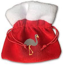 NRIEG Ostrich Cartoon Cute Christmas Candy Bags ... - Amazon.com