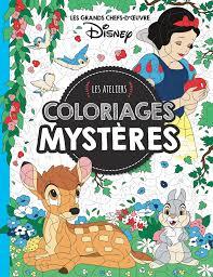 Messages Mysteres Disney Hakuna Matata Amazon Fr Collectif