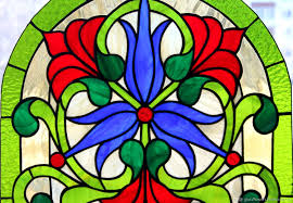 interior items handmade livemaster handmade stained glass tiffany stained glass window