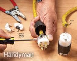 how to repair a cut extension cord the family handyman cord repair