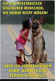 Ich Bin Mißtrauisch Gegenüber Menschen Die Hunde Nicht Mögen