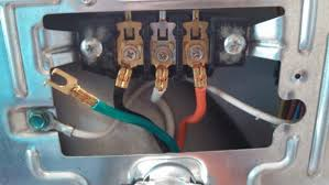 kenmore he2 dryer wiring diagram kenmore image 3 prong to 4 prong dryer cord switch doityourself com community on kenmore he2 dryer wiring