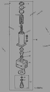 pressure relief valve 12 ТРАКТОР john deere 2140 tractor pressure relief valve 12 ТРАКТОР john deere 2140 tractor 2040s 2140 tractors 429999 european edition 60 steering system and brakes 60