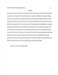 Format For Apa Research Paper Ataumberglauf Verbandcom