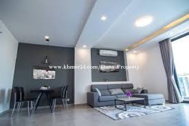 One Bedroom Services Apartment For Rent In Toul Kork