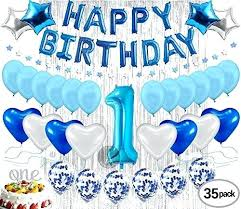 1st birthday supplies boy decoration for baby first balloon party kit . Birthday Supplies Boy Monkey Theme \u2013 playdepo.info