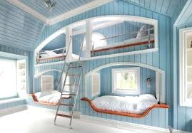 Bedroom With Bunk Beds View In Gallery Beautiful Bunk Beds Inspired By The  Coastal Theme Bedroom