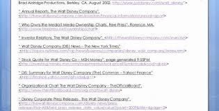 Walt Disney Company Financial Statements Of Walt Disney Ppt