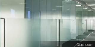 glass doors for office partitioning