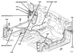dodge dakota wiring diagrams pin outs locations com 2000