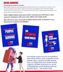The First Metro Bank Marketing Brochure [Update] - Chris Skinner's Blog