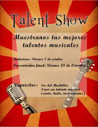 Talent Show Flyer Talent Show Flyer Sketch By PinwinoBlood On DeviantArt 4