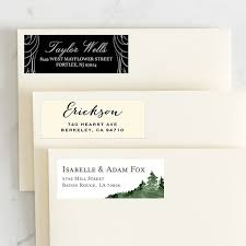 Personalized Return Address Labels Paper Source