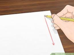 web drawing 3 ways to draw a spider web wikihow