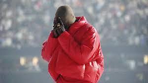 Kanye stort huilend ter aarde tijdens ...