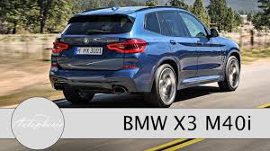 2018 bmw x3 m40i. plain m40i 2018 bmw x3 m40i g01 ersteindruck  rennstrecke sound revs  autophorie with bmw x3 m40i