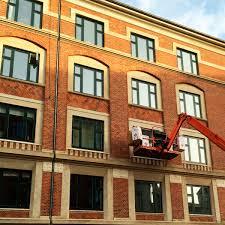 udskiftning af vinduer