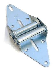 garage door hinge 2 heavy duty 14 gauge steel with galvanized finish