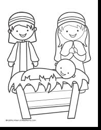 Small Picture Free Nativity Coloring Page Meet Penny