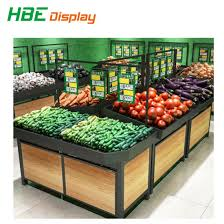 Fruit And Vegetable Stands And Displays Inspiration China Supermarket Fruit And Vegetable Display Stand Display Shelf
