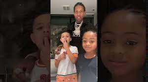 LIL DURK was live on instagram with his ...