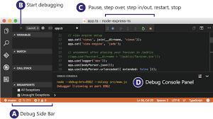 debugging vscode